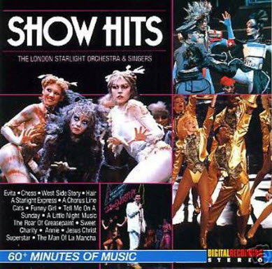London Starlight Orchestra - Show Hits