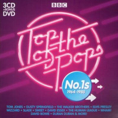 VA - Top Of The Pops No.1s (2008)
