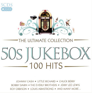 VA - 50s Jukebox - The Ultimate Collection (2009)