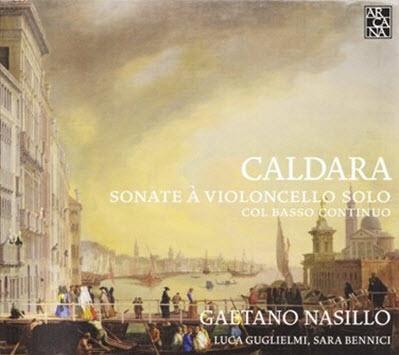 Caldara Antonio - Sonate a Violoncello Solo (2010)