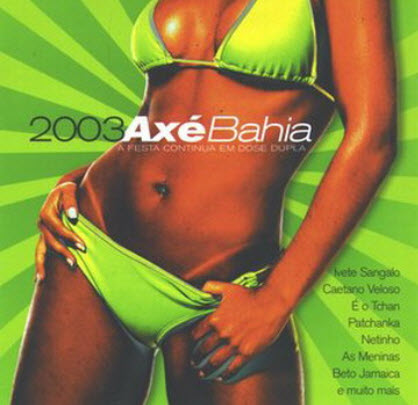 VA - Axe Bahia 2003