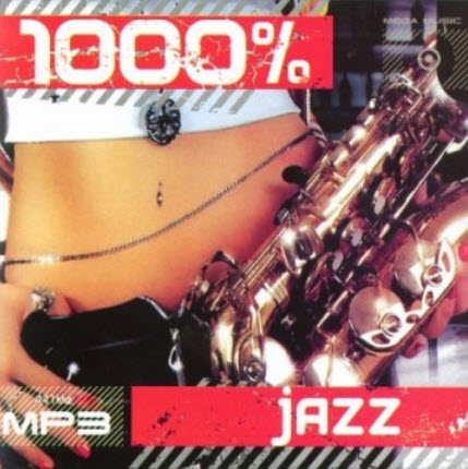 VA - 1000% Jazz (2011)