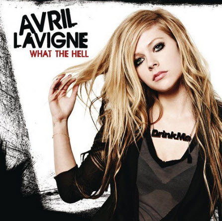 Avril Lavigne - What the Hell, Girlfriend (Live at Dick Clarks New Years Eve 2010)