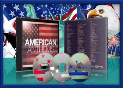 VA - American Anthems (2010) FLAC