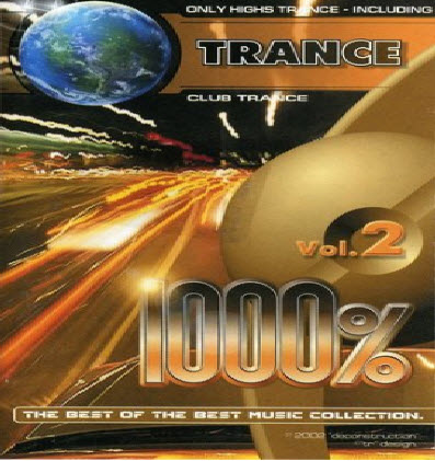 VA - 1000% Trance VOL 2-club trance