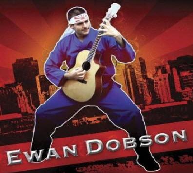Ewan Dobson - Ewan Dobson (2010) FLAC