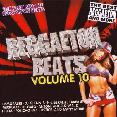 VA - Reggaeton Beats Vol.10 (2CD) (2011)