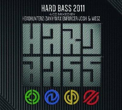 VA - Hard Bass 4CD 2011 [FLAC]