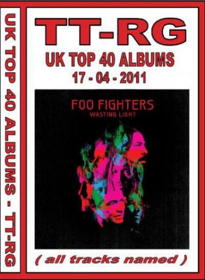 VA - UK TOP 40 ALBUMS (17.04.2011)