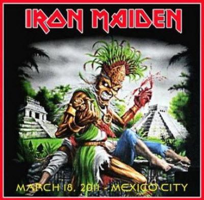 Iron Maiden - Live Mexico City (2011)