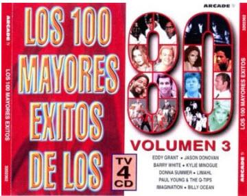 los 100 mayores exitos de la musica disco: