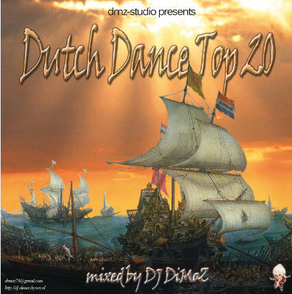Dutch Dance Top 20 - mixed by DJ DiMoZ ( week 37 2010 )