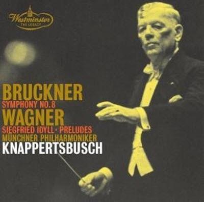 Anton Bruckner - Symphony No.8 (1963)