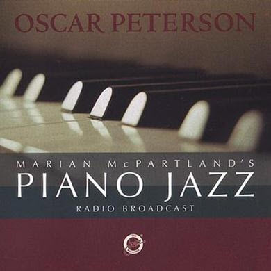 Oscar Peterson - Marian McPartland's Piano Jazz (1993)