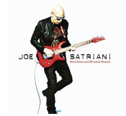 Joe Satriani - Black Swans And Wormhole Wizards - 2010