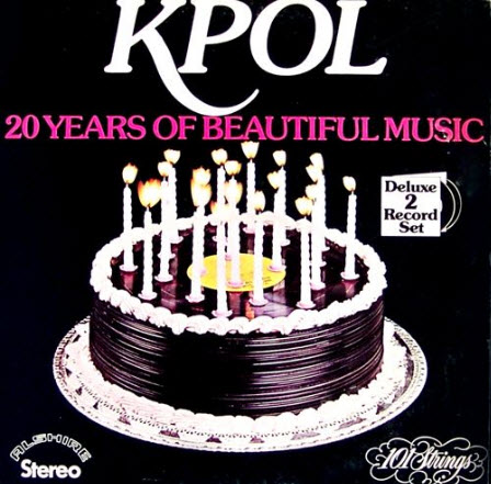 101 Strings - KPOL 20 Years Of Beautiful Music