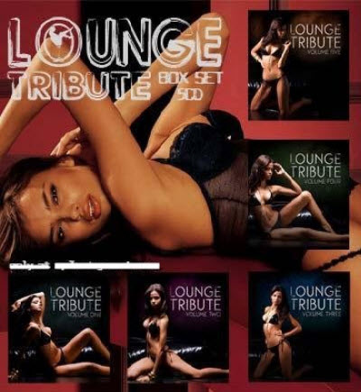 VA - Lounge Tribute Box Set Volume 1-5 (2010)