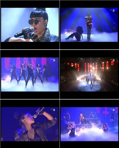 Natalia Kills - Mirrors (Live Schlag Den Raab) (2011)