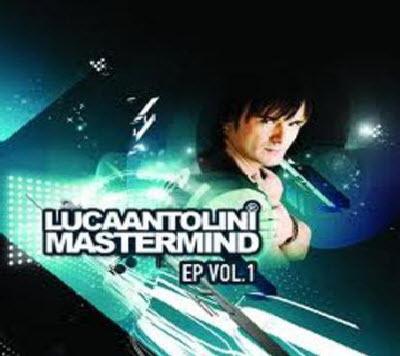 Luca Antolini - Mastermind (2011)