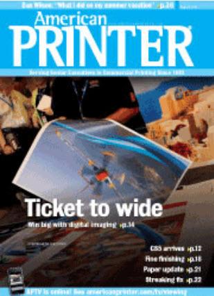 American Printer - August 2010