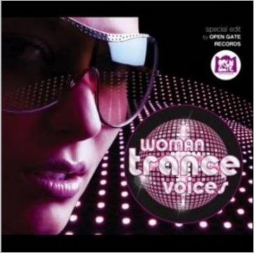 VA - Woman Trance Voices Vol.1-2 (4CD) - 2009 - 2010