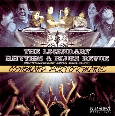 The Legendary Rhythm & Blues Revue - Command Performance (2008)