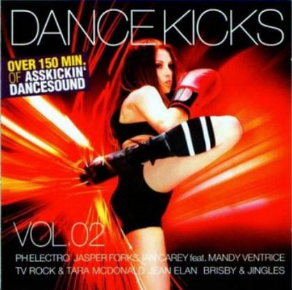 Dance Kicks Vol. 2 (2010)