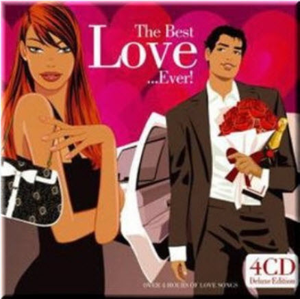 The Best Love...Ever! (4CD s)