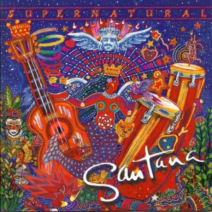Santana - Supernatural (1999) FLAC