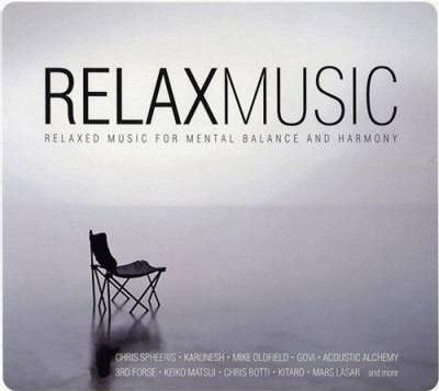VA - Relax Music Vol.1,2 (2008-2009) MP3