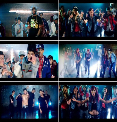 Justice, Crew, Feat, , Flo, Rida, Dance, With, Me
