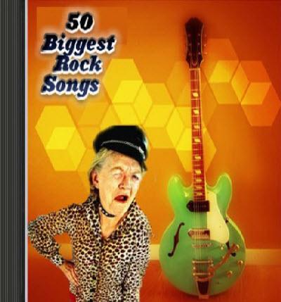 VA - 50 Biggest Rock Songs (2011)