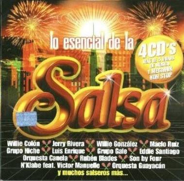 VA - Lo Esencial De La Salsa (2008)
