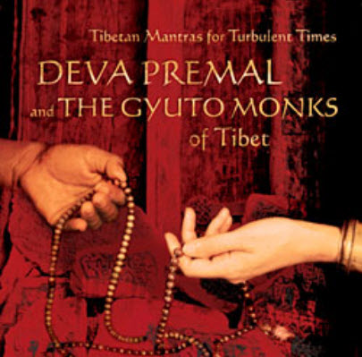 Deva Premal & The Gyuto Monks of Tibet - Tibetan Mantras for Turbulent Times (2010)