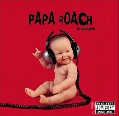 Papa Roach - Lovehatetragedy (2002) UK Edition - FLAC