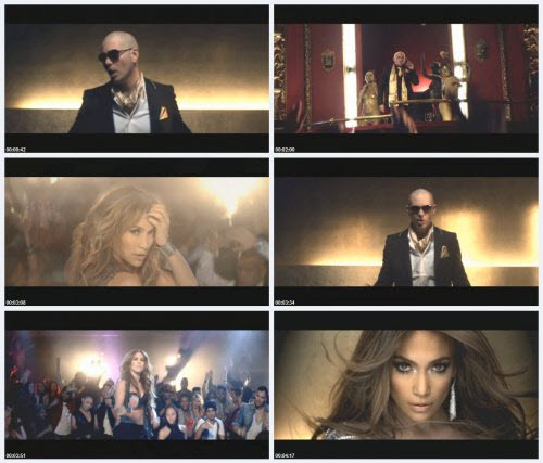 Jennifer Lopez feat. Pitbull - On The Floor - 2011