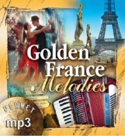VA - Golden France Melodies (2008)