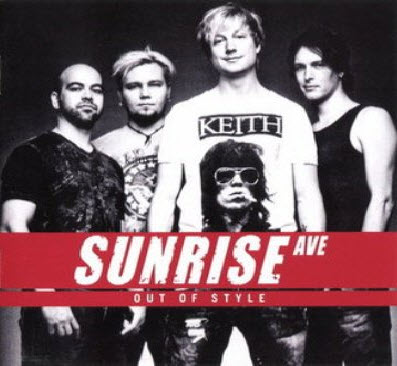 Sunrise Avenue - Out Of Style (2011)(Lossless + Mp3)