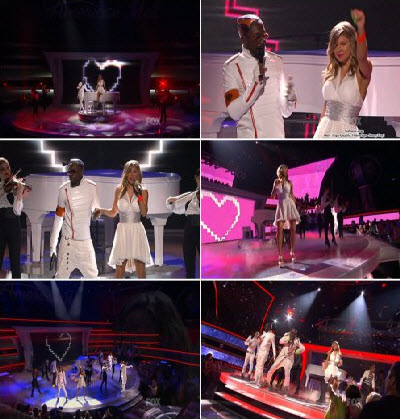 Black Eyed Peas - Just Can't Get Enough (Live) (2011)