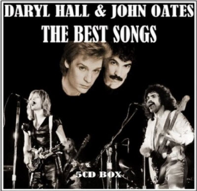 Daryl Hall & John Oates - The Best Songs (5CD Box) (2011)