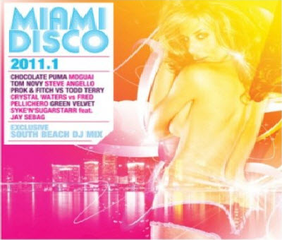 VA - Miami Disco 2011