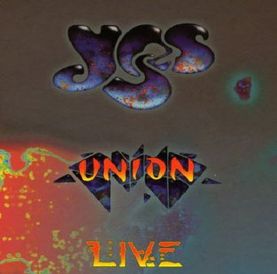 Yes – Union – Live 2CD (2011) [MP3]