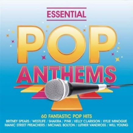 VA - Essential Pop Anthems-3CDs-2009