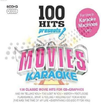 VA - 100 Hits Movies Karaoke (2010)