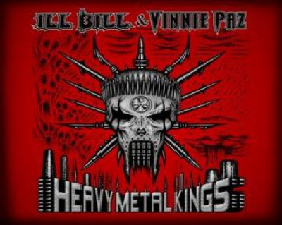 Ill Bill & Vinnie Paz - Heavy Metal Kings (2011)