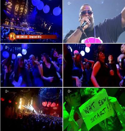 Bob Sinclar Feat. Big Ali - Greatest Hits (Live) (2010)