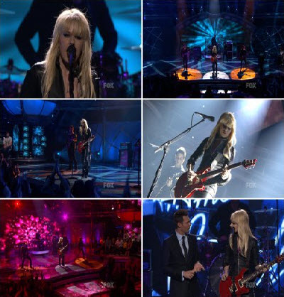 Orianthi - According You (Live) (2010)