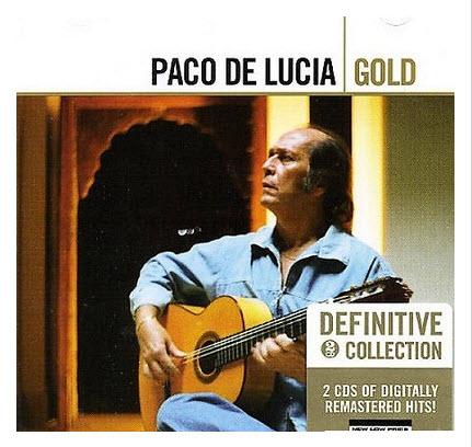 Paco De Lucia - Gold (2005)