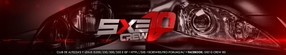 Sxe-10 Crew RD
