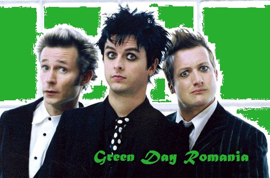 Green Day Romania